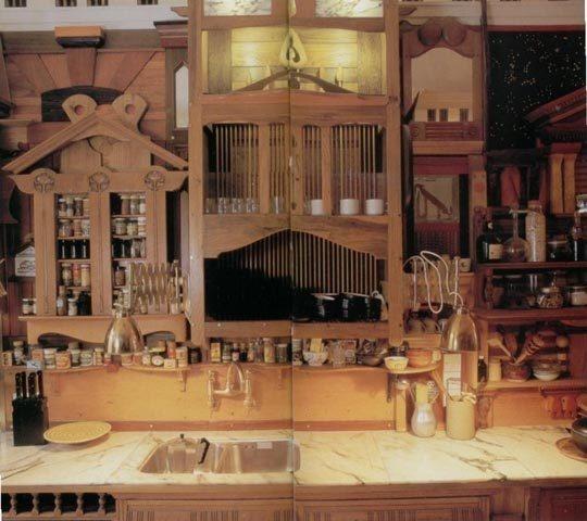 Punk Kitchen: Lab-Like Kitchens