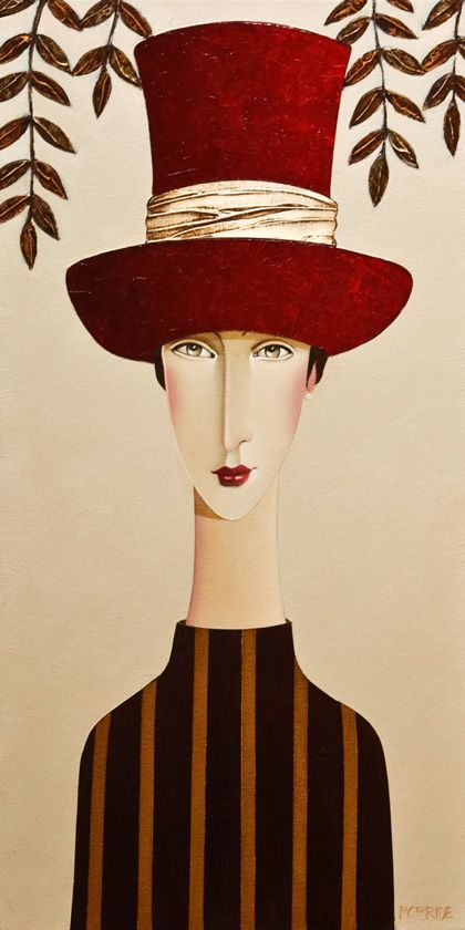 Bridget and the Red Hat, by Danny McBride