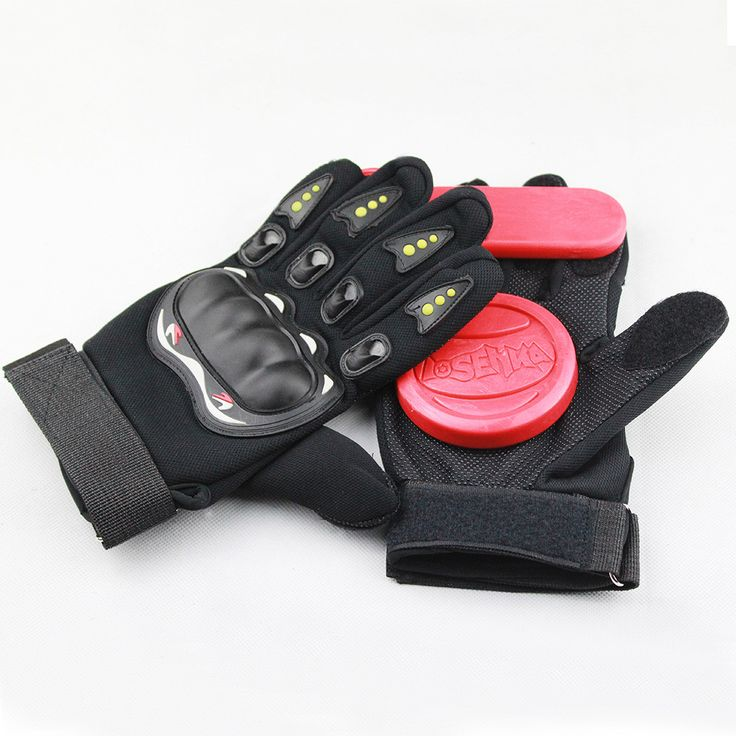 Free Shipping Losenka The skateboard gloves Wear non-slip longboard Men and Women protect For your fingers and palm