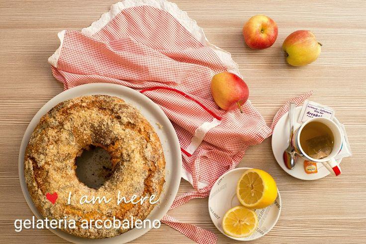 #gelateriarcobalenoroverchiara #cake #torta #ciambellone