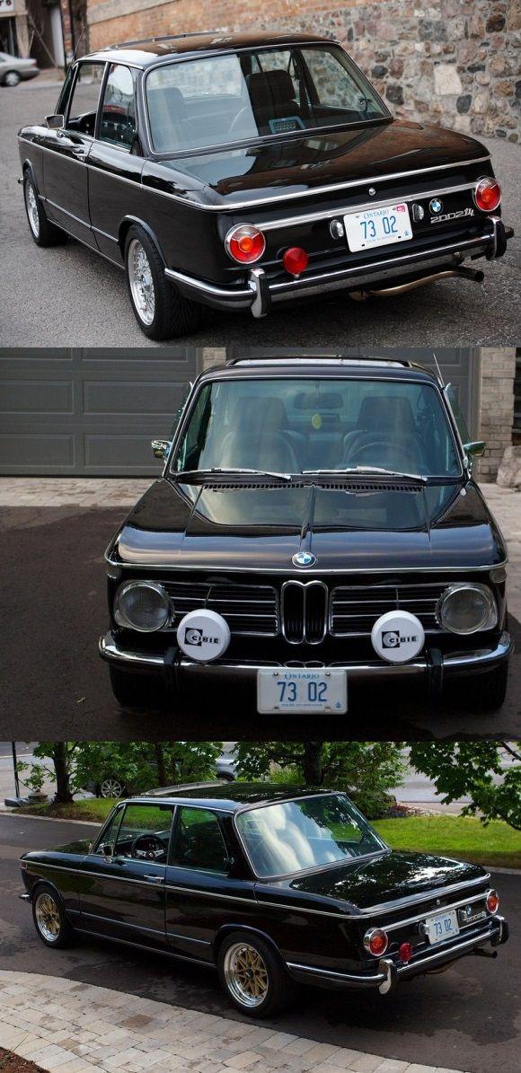 BMW 2002tii 1973.