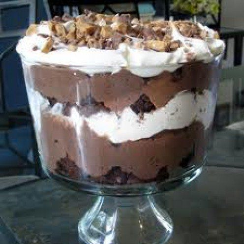 Death by Double Chocolate!! Whip cream is delicious to mix in with this chocolate shake.