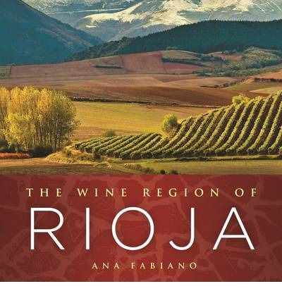 The Wine Region of Rioja. This is a gorgeously illustrated book of one of Spains beautiful wine regions