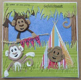 Maria's kaartjes: Post voor de kinderen van Sarah