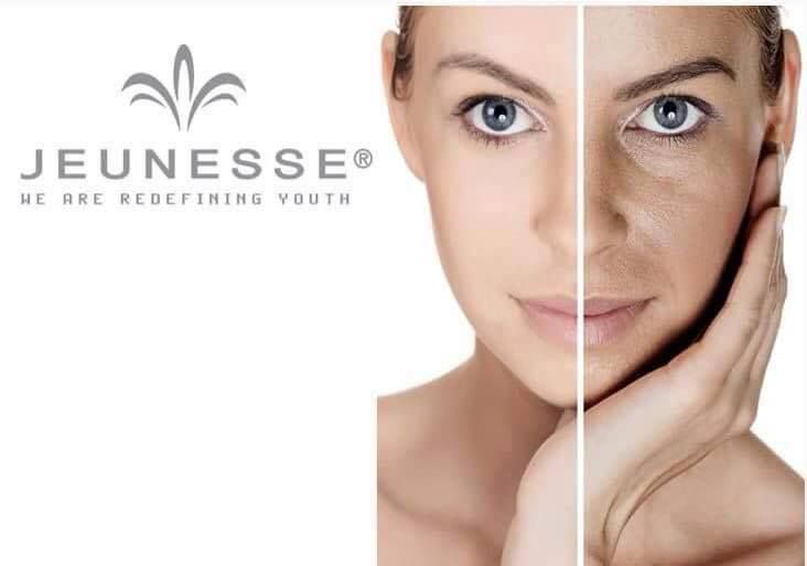 youth restoring is what we are all about we have taking a product and won noble prizes with it you don't have to age anymore look and feel younger visit www.tabithabrown.jeunesseglobal.com