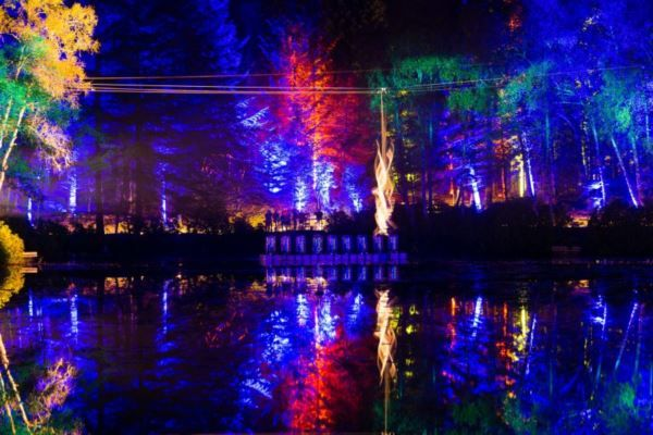 2015 Photo Galleries of The Enchanted Forest Scotland