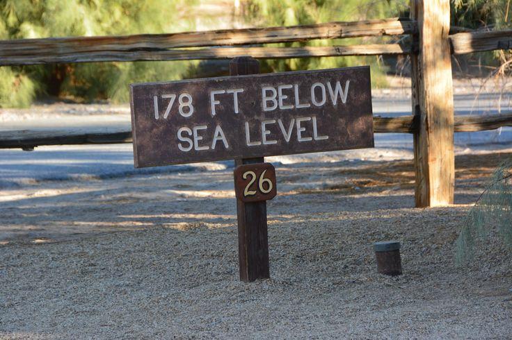 Furnace Creek Ranch in Death Valley, CA 20 Dec 2013