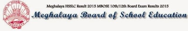 Click Result: Meghalaya Board Tura HSSLC 12th Class Exam Results...