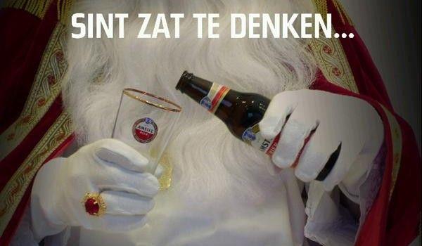 Amstel Bier Sinterklaas
