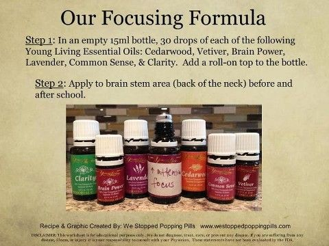 Best 25 Young Living Adhd Ideas On Pinterest Young
