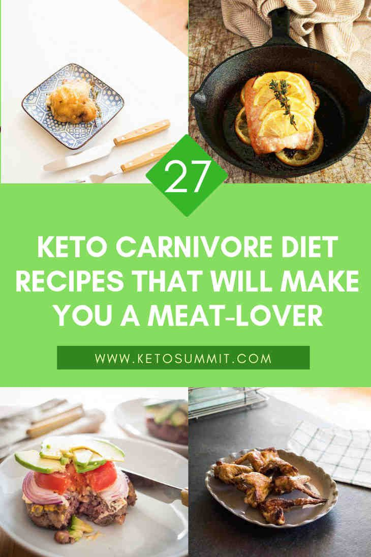 keto carnivore diet food list