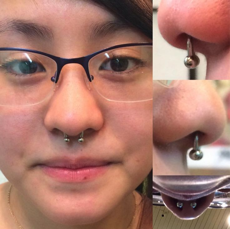 Fresh septum piercing by Molly Moon! #920tattoo #920tattooco #920tattoocompany #piercingsbymollymoon #piercer #piercingboutique #septum #septumpiercing #lovepiercings #freshpiercing #piercedcuties #piercedladies #funpiercings #lovethis #lovethislook #piercedgirlsdoitbetter #welovepiercedgirls #welovepiercedboys