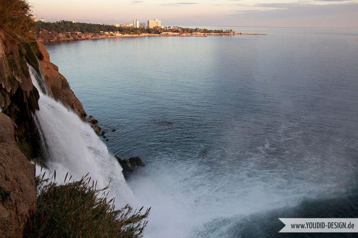 Wasserfall Antalya   youdid-design.de