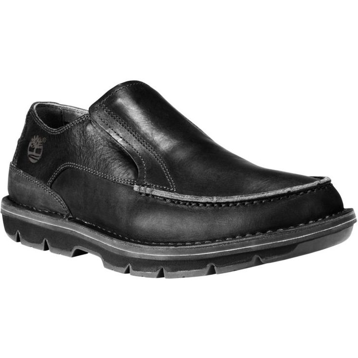 Timberland Men's Coltin Slip-On Casual Shoes, Black