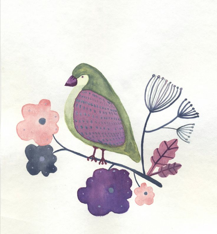 Jelena Matriszenka #watercolor #watercolorillustration #illustration #watercolorart #art #akwarele #creature #cute  #animal #artforkids #illustrationforkids #kids #floral #nature #lamas #flowers #bird #watercolorbird