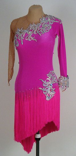 Latin Ballroom Dresses & Rhythm Ballroom Dresses by Radim Lanik