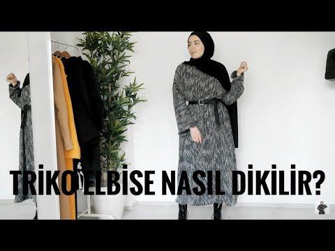 d399d44fac8b9 Büzgülü Manşetli Kolay Bluz Dikimi || Aslı Afşaroğlu - YouTube ...
