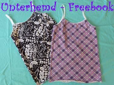 LIBELLA-Fashion: Unterhemd - Freebook...
