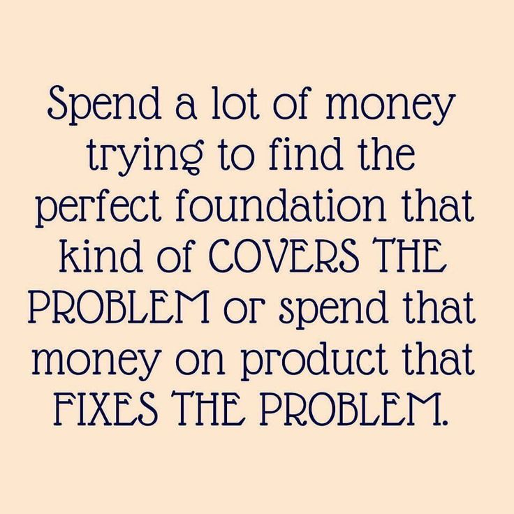 Rodan + Fields fixes the problem! For products and information visit kbrightbill123.myrandf.com