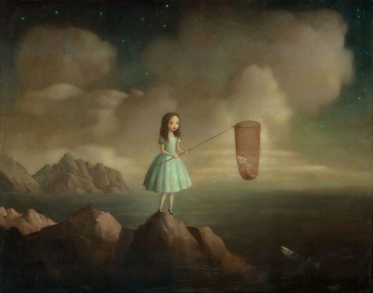kinga britschgi | Le illustrazioni di Stephen Mackey