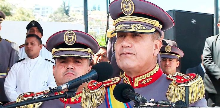 3/7/17 Ecuador: General Fired by Correa Claims Vote Security Was Breached    A general recently relieved of duty claims a lack of transparency in the military's chain of custody of Ecuadorian votes