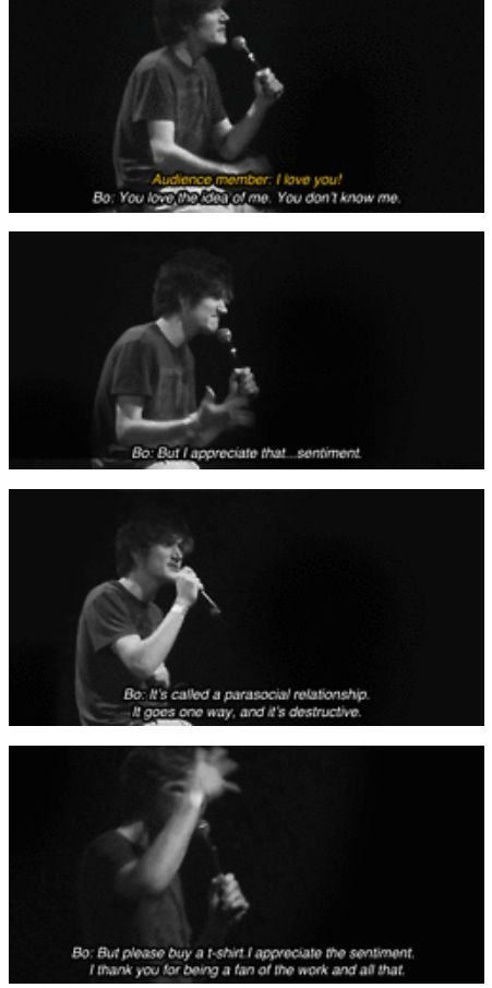 Bo Burnham knows what's up