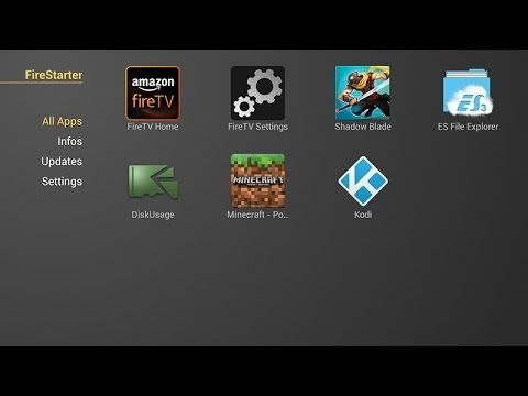 how to delete apps on amazon fire stick