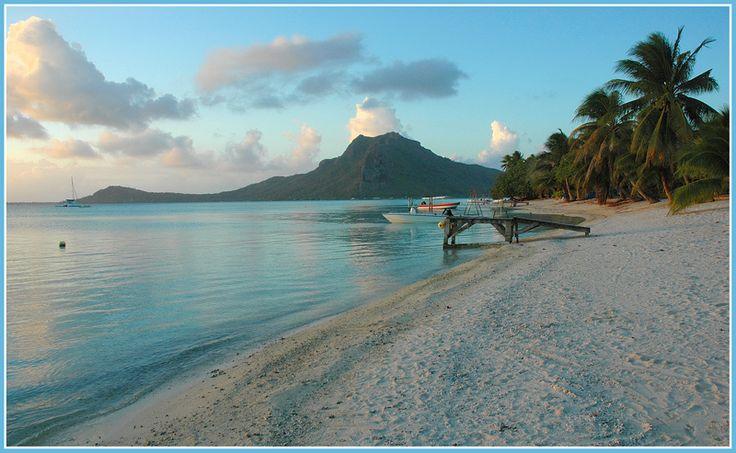 Γαλλική Πολυνησία: Αναζητώντας «ανταγωνιστή» για το Bora Bora!