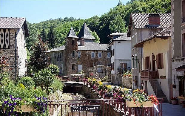 Tulle, France: In the footsteps of Jacques Chirac and François Hollande