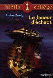 Tandis qu'en 1941 l'Europe sombre dans la terreur, le narrateur, à bord d'un paquebot, joue tranquillement aux échecs. Soudain un mystérieux joueur sort de l'ombre...