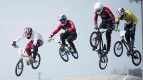 Les championnats du monde de BMX commencent mardi à Rock Hill, en Caroline du Sud, et les meilleurs cyclistes d'Équipe...