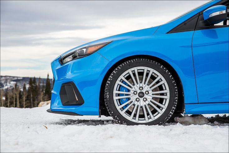 Snow Tire and Wheel Packages