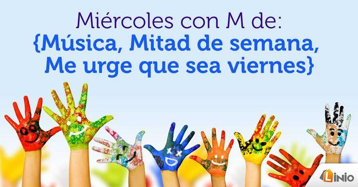 Ya falta poco para el viernes ¡Feliz ombligo de semana!  ¡Comienza Octubre con descuentos en Tecnología, usa el CUPÓN: BU-COMP20 y llévate el 20% adicional!   http://www.linio.com.co/remate-de-tecnologia/?utm_source=pinterest&utm_medium=socialmedia&utm_campaign=COL_pinterest___tecnologia_bienvenidooctubre_20141001_16&wt_sm=co.socialmedia.pinterest.COL_timeline_____bienvenidooctubre_20141001tecnologia.-.tecnologia