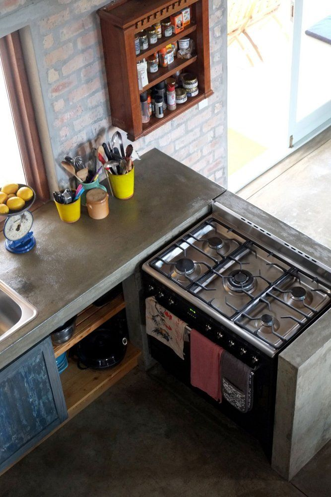 Concrete Kitchen Countertops South Africa