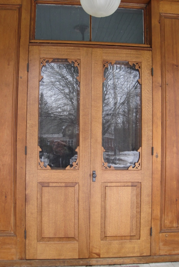 Victorian Screen Amp Storm Door Double Custom Cascade