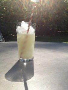 Cloudy Lemonade from Nigella Lawson