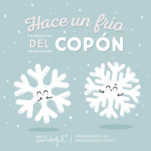 ¿Alguien que quiera compartir mantita? It is freezing out there! Quick, someone bring us a blanket! #mrwonderfulshop #quotes #cold
