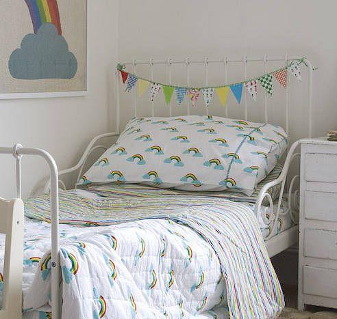 Rainbows: Kids Beds, Girls Bedrooms, Baby Beds, Children Bedrooms, Rainbows Baby, Baby Bedrooms, Boys Rainbows, Girls Rooms, Kids Rooms