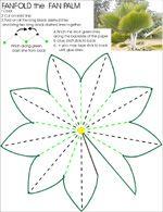 Matthew 21:1-17; Mark 11:1-11; Luke 19:28-44; John 12: 12-19; The Triumphal Entry; Palm Sunday Palm Fan