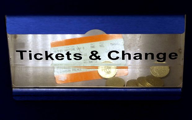 Trains in Britain: Passengers purchasing an off-peak ticket at peak time are particularly vulnerable to being sold the wrong fares