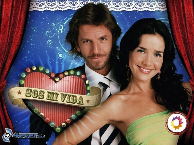 SOS MI VIDA- You're my life-  Facundo Arana y Natalia Oreiro