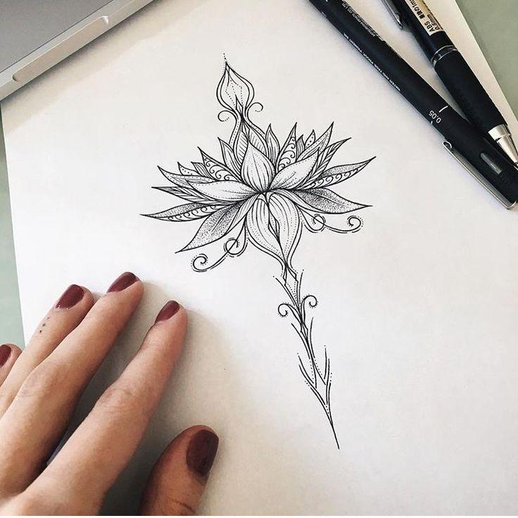 68 besten tattoos bilder auf pinterest lotusbl te tattoos lotusbl ten und tattoo frauen. Black Bedroom Furniture Sets. Home Design Ideas