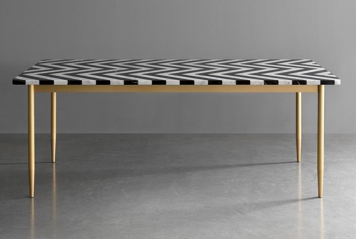 boho table by Bethan Gray