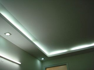 """Lighting For Ceilings: terms: """"Indirect lighting"""" """"lighting concealed light"""" """"False ceiling,  lighting,Lighting"""