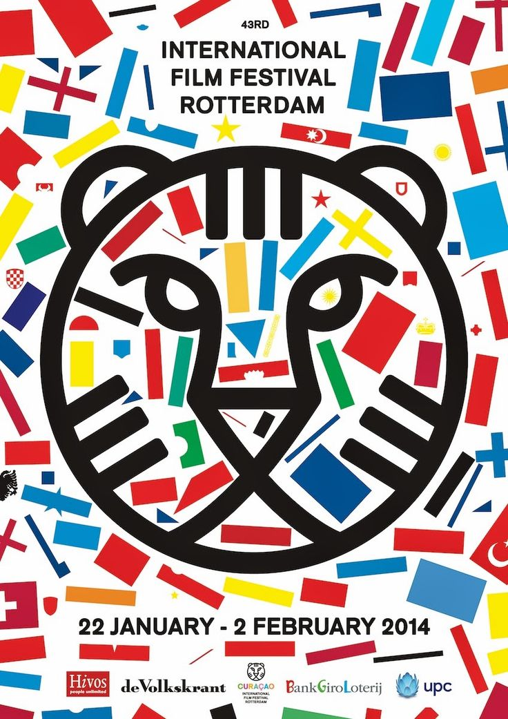 International Film Festival Rotterdam Poster