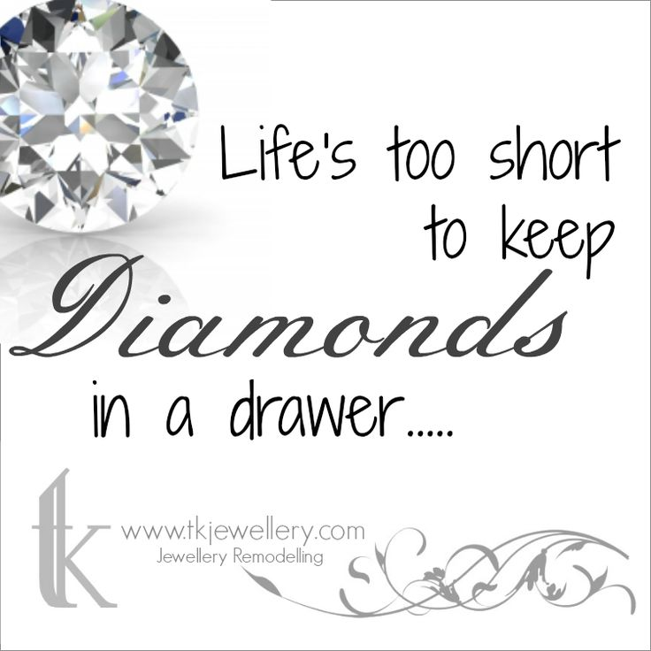 What do you have tucked away? Remodel your jewellery and enjoy it!!