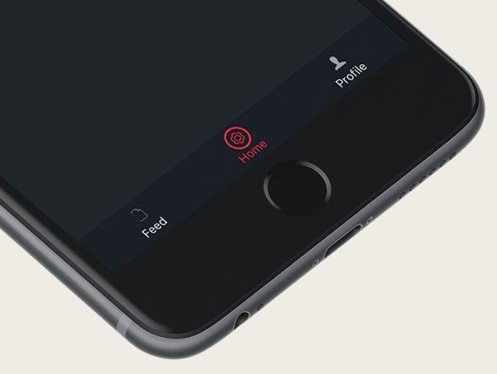 Tabs - UI Movement