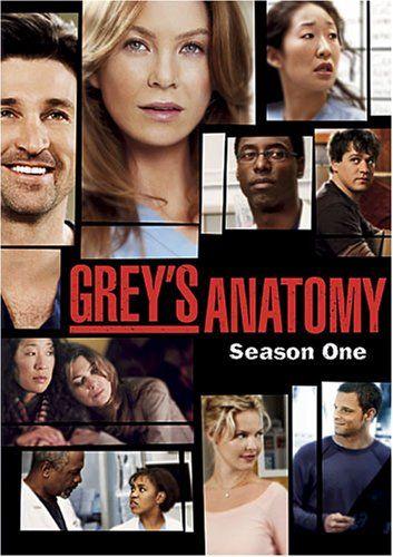 Grey's Anatomy - 1ª temporada (guia de episódios)