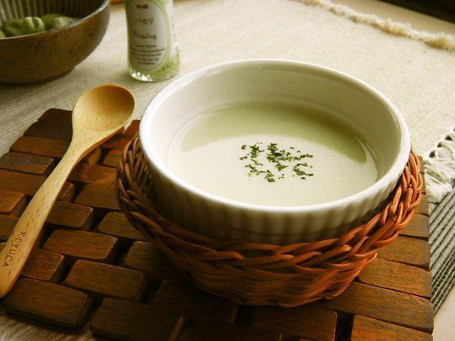 春が旬若返りのお野菜そら豆のスープレシピまとめ