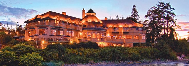 Painter's Lodge - Vancouver Island Golf Trail - Vancouver Island Golf Packages - Campbell River, BC